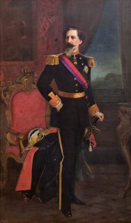 Fig. 1. Ferdinand II of Portugal by Joseph Fortuné Layraud, 1877, Pena Palace.