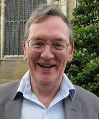 Fig. 1. Prof. Paul Crossley (1945-2019)