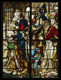 Fig. 8: The Adoration of the Magi, German, c. 1500 © the Victoria and Albert Museum