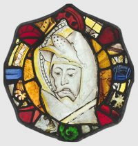 Fig. 3: Head of St George, English, c. 1460 © The Cleveland Museum of Art